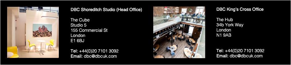 DBC London Offices
